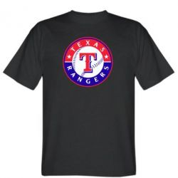 Мужская футболка Texas Rangers - FatLine