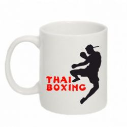 Кружка 320ml Thai Boxing - FatLine