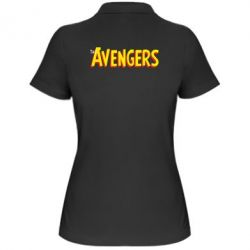 ������� �������� ���� The Avengers Logo - FatLine
