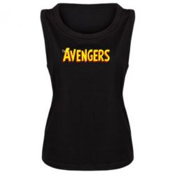 ������� ����� The Avengers Logo - FatLine
