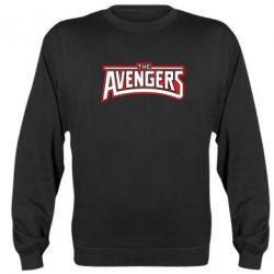 Реглан The Avengers Vintage - FatLine