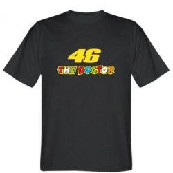 Мужская футболка The Doctor Rossi 46 - FatLine