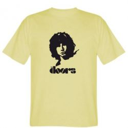 Мужская футболка The Doors - FatLine