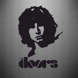 Наклейка The Doors - FatLine