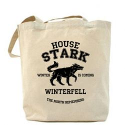 Сумка The North Remembers - House Stark