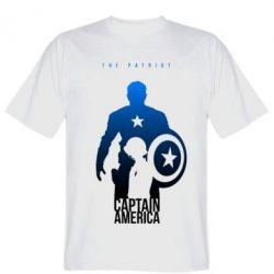Мужская футболка The Patriot - FatLine
