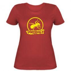 Женская футболка The Prodigy муравей