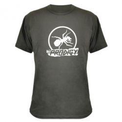 Камуфляжная футболка The Prodigy муравей
