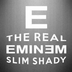 Наклейка The Real Slim Shady - FatLine