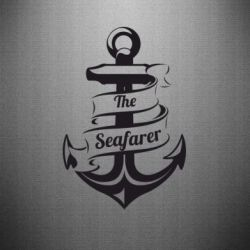 Наклейка The Seafarer - FatLine
