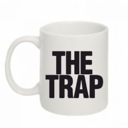 Кружка 320ml The Trap Logo - FatLine