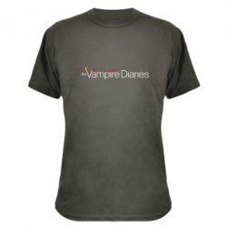 Камуфляжная футболка The Vampire Diaries Small - FatLine