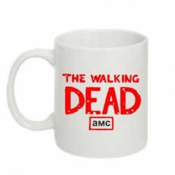Кружка 320ml The walking dead амс - FatLine