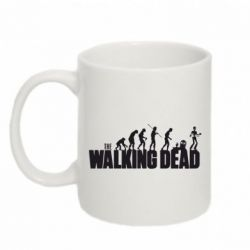Кружка 320ml The Walking Dead Evolution - FatLine
