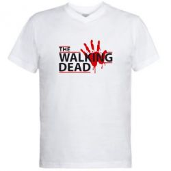 ������� ��������  � V-�������� ������� The Walking Dead logo - FatLine