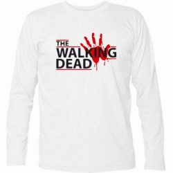 �������� � ������� ������� The Walking Dead logo - FatLine