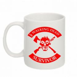 Кружка 320ml The walking dead survivor - FatLine