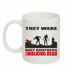 ������ They were only brothers Walking dead - FatLine