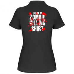 ������� �������� ���� This is my zombie killing shirt - FatLine