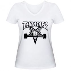 ������� �������� � V-�������� ������� Thrasher Art