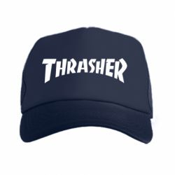 �����-������ Thrasher Logo - FatLine