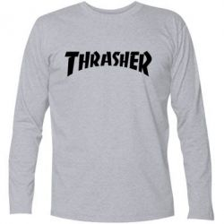 �������� � ������� ������� Thrasher Logo - FatLine