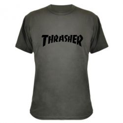 ����������� �������� Thrasher Logo - FatLine