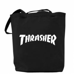 ����� Thrasher Logo - FatLine
