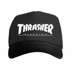 Кепка-тракер Thrasher Magazine - FatLine