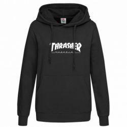 Женская толстовка Thrasher Magazine
