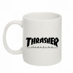 Кружка 320ml Thrasher Magazine - FatLine