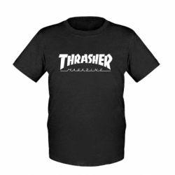 Детская футболка Thrasher Magazine - FatLine