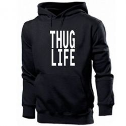 Толстовка Thug Life - FatLine