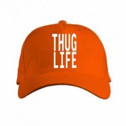 кепка thug life - FatLine
