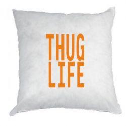 Подушка thug life - FatLine