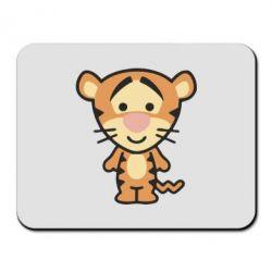 Коврик для мыши тигрюля - FatLine