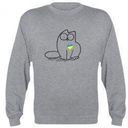 Реглан Типовий український кіт - FatLine