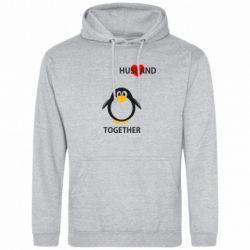Толстовка Together forever2 - FatLine