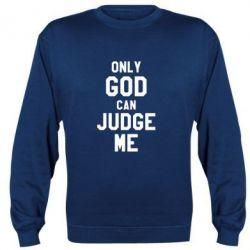 Реглан Только Бог может судить меня
