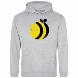 Толстовка толстая пчелка - FatLine