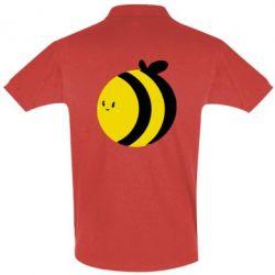Футболка Поло толстая пчелка - FatLine