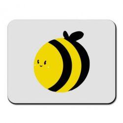 Коврик для мыши толстая пчелка - FatLine