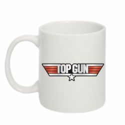 Кружка 320ml Top Gun Logo