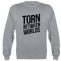 Реглан Torn between worlds - FatLine