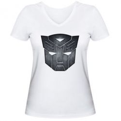 ������� �������� � V-�������� ������� Transformers Logo - FatLine