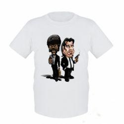 Детская футболка Travolta & L Jackson