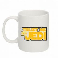 Кружка 320ml Trust me, I'm a Jedi - FatLine