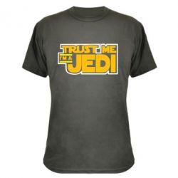 Камуфляжная футболка Trust me, I'm a Jedi - FatLine
