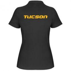 Женская футболка поло Tucson - FatLine