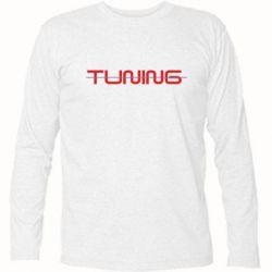 Футболка с длинным рукавом TUNING - FatLine